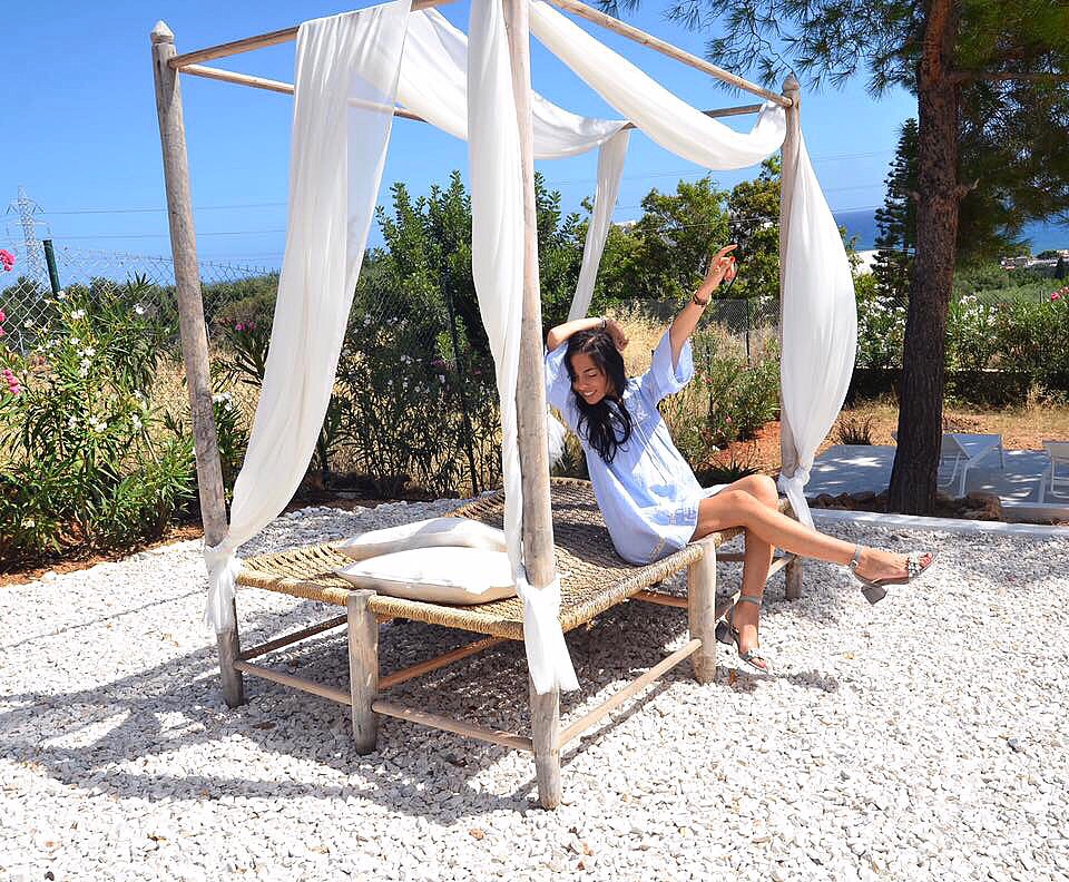 Inspiration: Villa Zoé – Bohemian Chic meets Mediterranean Flair