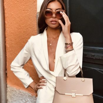 Fashion: White & Nude